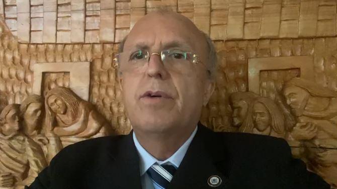 Capturar 58 - Secretário de saúde da Paraíba alerta para o aumento de internações por Covid-19 e pede que os paraibanos fiquem em casa no fim de semana - VEJA VÍDEO