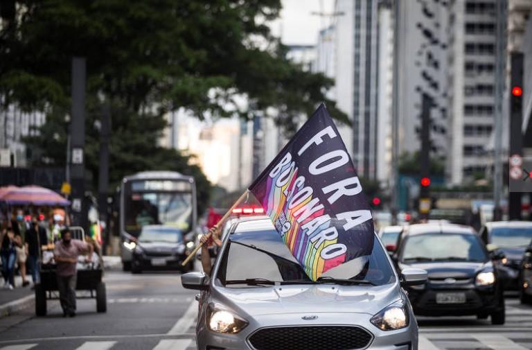 Capturar 65 - Datafolha: 49% apoiam impeachment de Bolsonaro, e 46% se dizem contrários