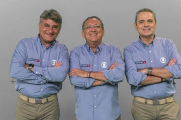 Capturar 66 - Chegando ao fim do vínculo, Globo se movimenta para renovação de Galvão Bueno, Cléber Machado e Luis Roberto
