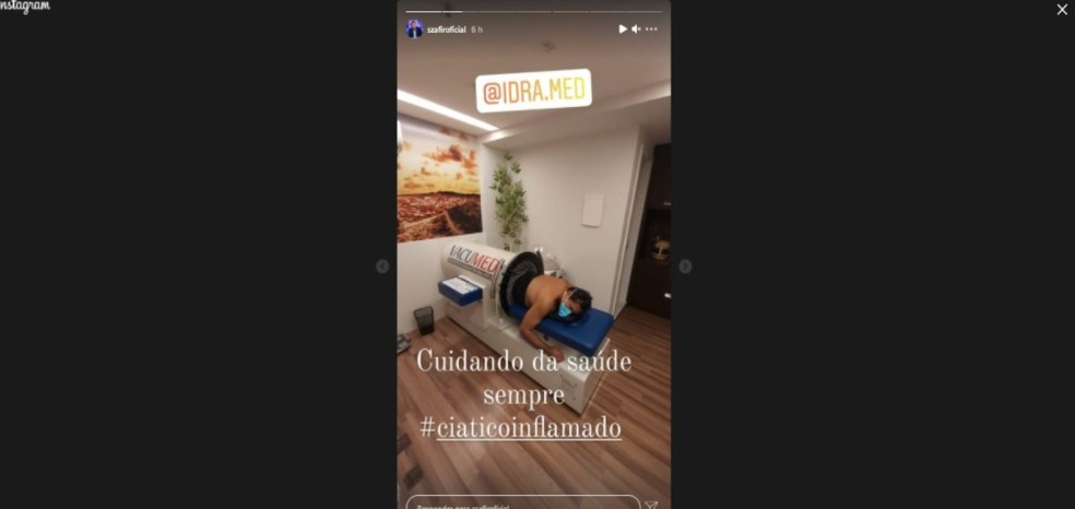 Capturar 68 - Luciano Szafir perde movimentos do corpo, é entubado em hospital e nota confirma situação de saúde