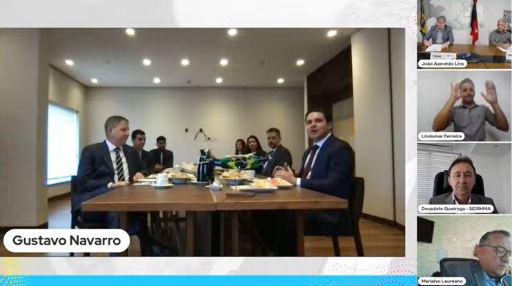 Capturar.JPGed  3 - Governador anuncia primeiro voo comercial para o Sertão da Paraíba - VEJA VÍDEO