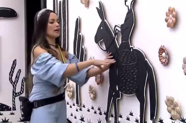 Capturar.JPGiki - É PAAAU! Participação de Juliette no BBB21 impulsionou turismo e artesanato na Paraíba