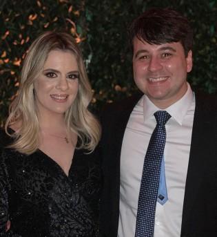 Daniel Galdino e Mariana Cabral Pianco - É O AMOR! Prefeitos paraibanos esbanjam amor pelas esposas, conheça os casais considerados mais bonitos