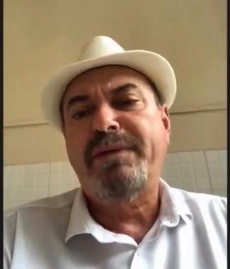 Deputado Jeova Campos lamentou morte de tio - Deputado Jeová Campos lamenta morte de seu tio Toinho Batista e manda mensagem para a família