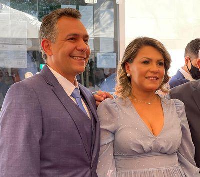 Dr Emerson e Jane Panta - É O AMOR! Prefeitos paraibanos esbanjam amor pelas esposas, conheça os casais considerados mais bonitos