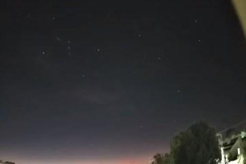 FOGUETE - Foguete Chinês foi visto no Céu de Santa Catarina antes de cair no Oceano Índico; VEJA VÍDEO