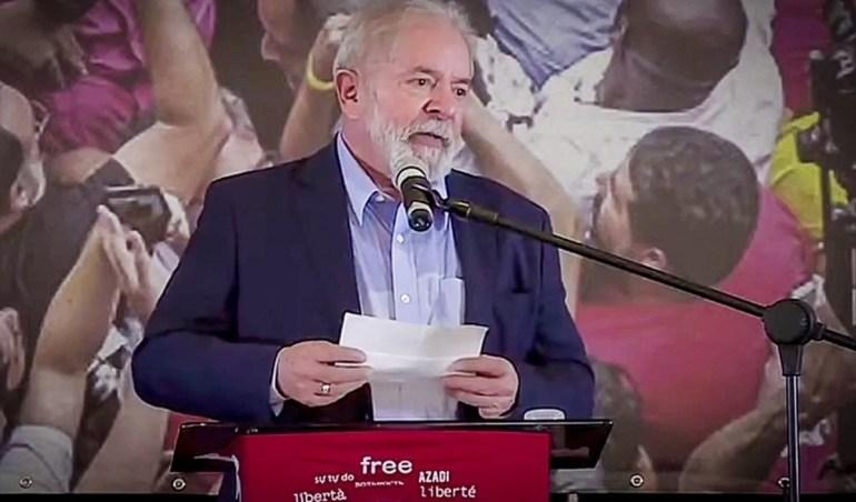 """Lula 2 1 - Volta de Lula ao jogo é """"tira-teima"""" após uma década fora do cenário - Por Nonato Guedes"""