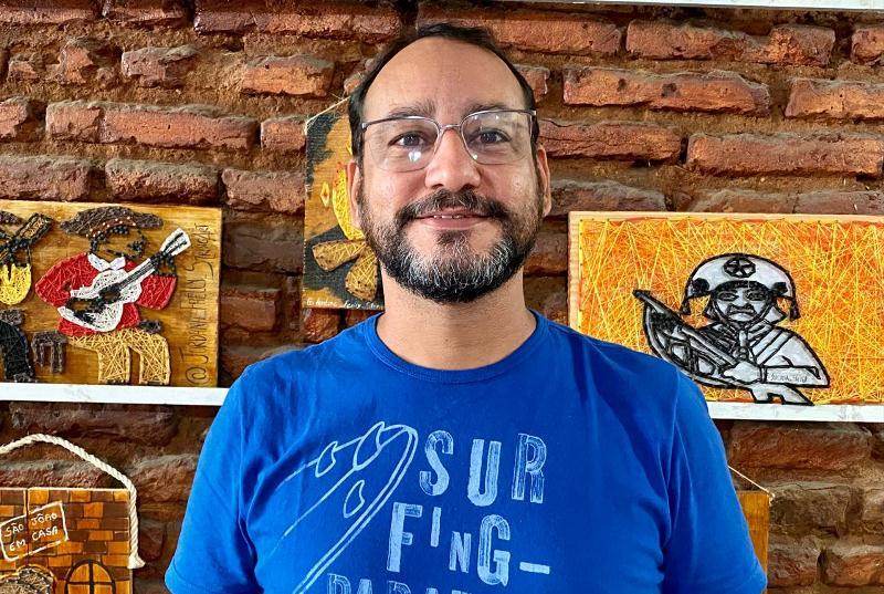 Marcelo Lima foto - São João Virtual de Patos garantirá doações para artistas e famílias que vivem em vulnerabilidade social; evento busca parceiros