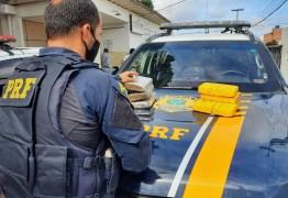 AVALIADAS EM R$ 650 mil! PRF apreende oito quilos de cocaína e skunk, na região metropolitana de João Pessoa – VEJA VÍDEO
