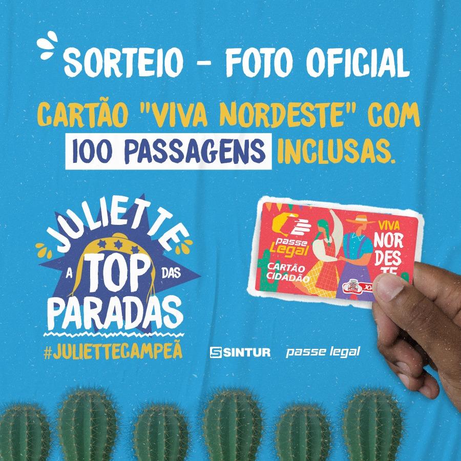 WhatsApp Image 2021 05 04 at 10.41.53 - Para a final do BBB, Sintur-JP incrementa ações de apoio à paraibana Juliette