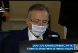 Aguinaldo Ribeiro apresenta relatório da Reforma Tributária: 'justa, simples e transparente'; AO VIVO
