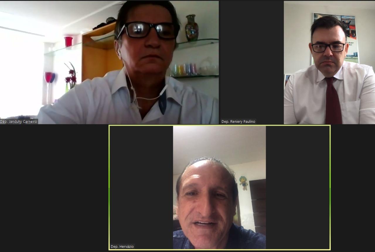 WhatsApp Image 2021 05 05 at 09.23.56 - Comissão da ALPB aprova MP que institui antecipação de feriados na Paraíba