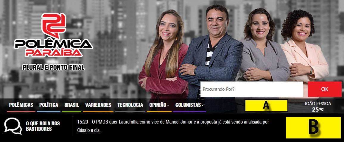 WhatsApp Image 2021 05 07 at 20.26.28 - PROGRAMA DE RÁDIO, BLOG E PORTAL: entenda como se deu a fundação do Polêmica Paraíba em 2011
