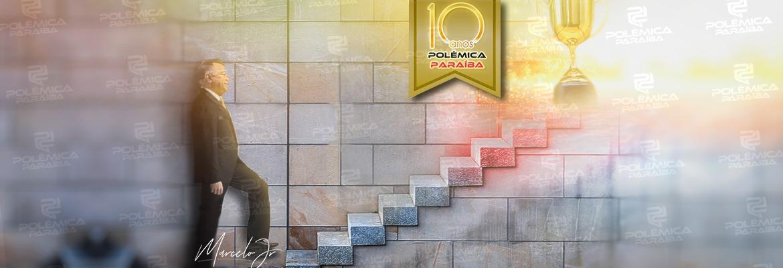 WhatsApp Image 2021 05 10 at 12.42.47 - QUEM É GUTEMBERG CARDOSO: conheça a história do copeiro que se tornou referência no jornalismo paraibano