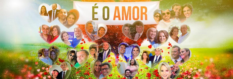 WhatsApp Image 2021 05 14 at 10.49.35 1 - É O AMOR! Prefeitos paraibanos esbanjam amor pelas esposas, conheça os casais considerados mais bonitos