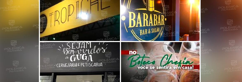 WhatsApp Image 2021 05 24 at 11.42.09 - NESTE FIM DE SEMANA: Bar a bar, Guga cervejaria e Boteco da chefia são interditados por aglomeração e músico é preso no Tropical JP por agressão