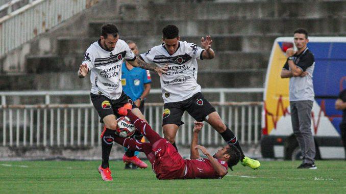 WhatsApp Image 2021 05 29 at 17.55.58 678x381 1 - Botafogo-PB e Ferroviário-CE fazem jogo fraco e não saem do zero na estreia