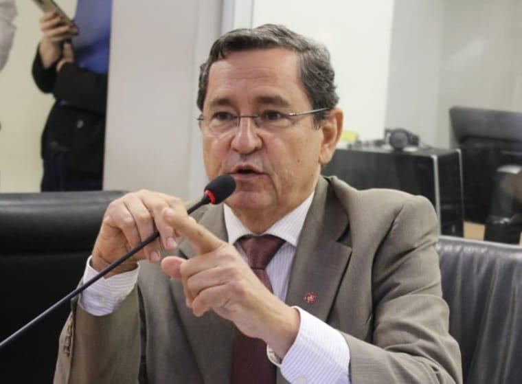 """anisio maia - """"Quer espantar possíveis aliados"""": Anísio Maia rebate Luiz Couto sobre aliança do PT com João Azevêdo em 2022"""