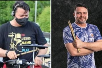 Morre aos 36 anos, músico de Patos, Nil Batera vítima da Covid-19