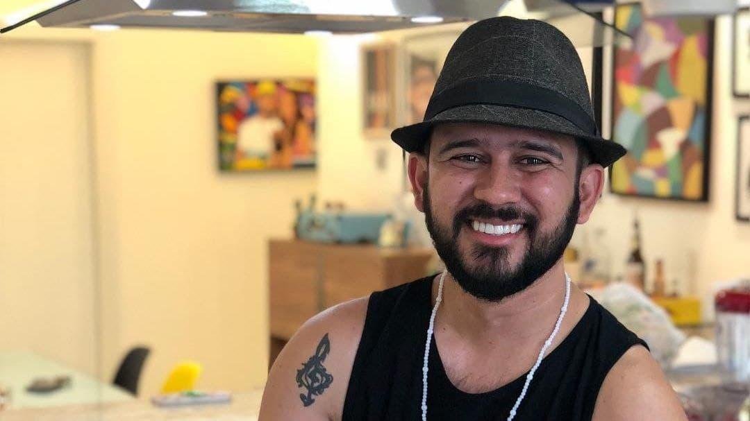 braulio bessa  - Bráulio Bessa, do 'Encontro', tem alta após internação por Covid-19 e se recupera em casa