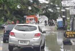 FORTES CHUVAS E DESASTRES: dez famílias ficam desabrigadas em João Pessoa; prefeitura presta assistência