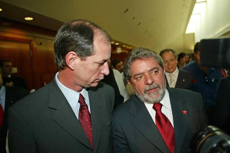 ciro e lula - Esquerda dividida: Ciro chama Lula de 'maior corruptor da história moderna brasileira'