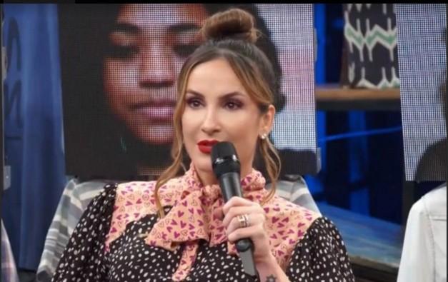 claudia - Claudia Leitte é criticada por Deborah Secco e Ana Maria durante programa - VEJA VÍDEO