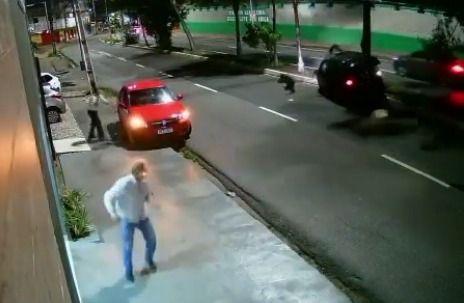 csm Acidente cruz das armas 64dfe66fdd - IMAGENS FORTES: Vídeo mostra momento de acidente que matou criança de 5 anos em João Pessoa - ASSISTA