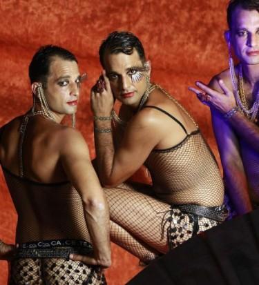 daniel - Ex-ator mirim de 'A Viagem' posa para ensaio sensual de salto e maquiagem e viraliza nas redes