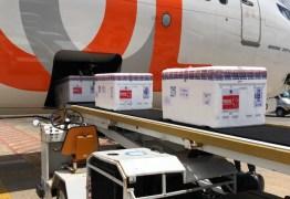 Paraíba receberá mais 127 mil doses de vacinas nas próximas 48 horas, diz Marcelo Queiroga