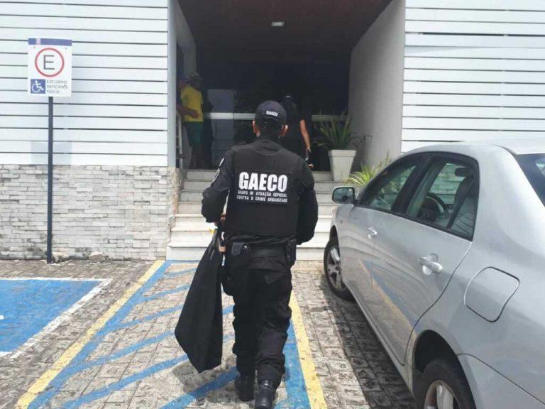 gaecos 768x576 1 - OPERAÇÃO ARREBATE: Gaeco, Ncap e PM fazem operação para prender policiais envolvidos com tráfico e tortura na PB