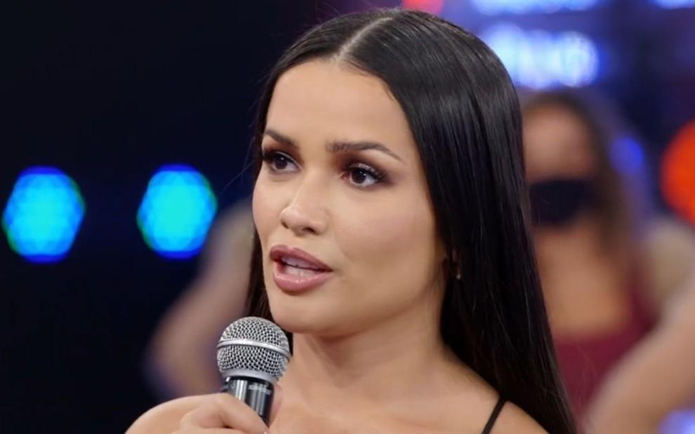 juliette freire faustao 9 5 2021 tv globo2 fixed large - Juliette se choca ao descobrir que Faustão vai sair da Globo: 'Pensei que era fofoca'