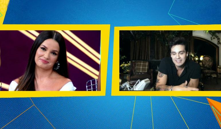 juliette luan - Luan convida Juliette para ser musa de nova música e gravar com a Sony -VEJA VÍDEO