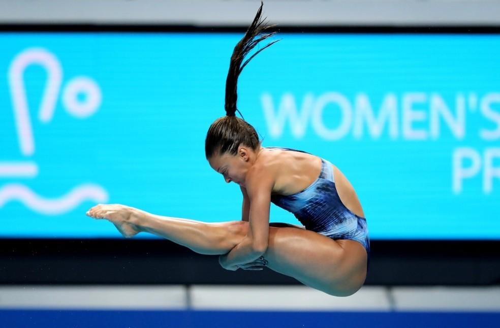 luana3 - Atleta paraibana, Luana Lira, garante vaga nas Olimpíadas de Tóquio