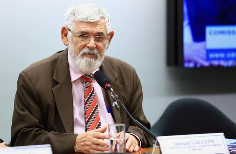 """luiz couto - ELEIÇÕES 2022: Luiz Couto diz que a direção nacional do PT defende o nome de Ricardo Coutinho para a disputa: """"Gratidão"""""""