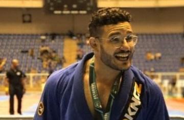 madger okde 418x235 1 - Atleta de Jiu Jitsu morre aos 30 anos de Covid 15 dias após perder o pai pela doença