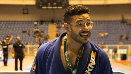 madger okde - Atleta de Jiu Jitsu morre aos 30 anos de Covid 15 dias após perder o pai pela doença