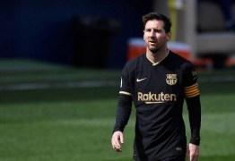 Churrasco na casa de Messi fere procolos de segurança e Barcelona pode sofrer processo disciplinar