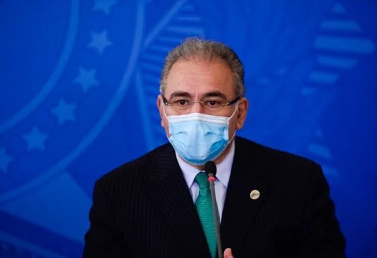 mq - Ministério da Saúde lança campanha pelo uso de máscaras no país
