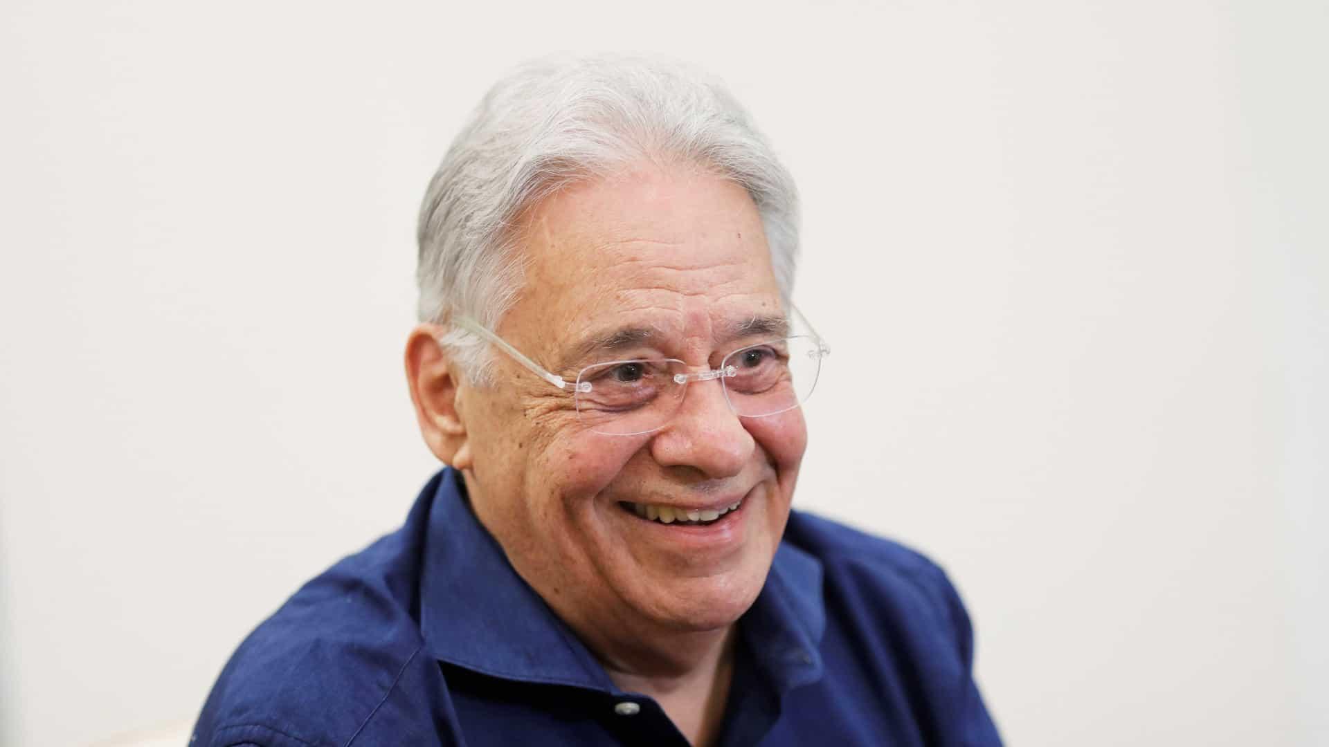 naom 5bde4990828e9 - FHC diz que votaria em Lula em 2º turno contra Bolsonaro