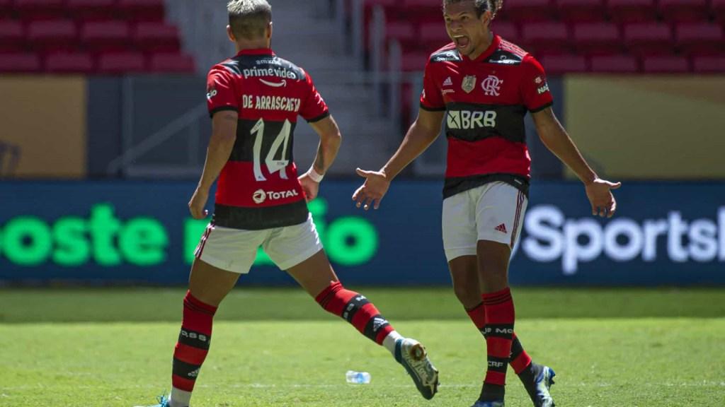 naom 60732812240a2 1024x576 - Fla encara a LDU para selar a classificação às oitavas da Libertadores