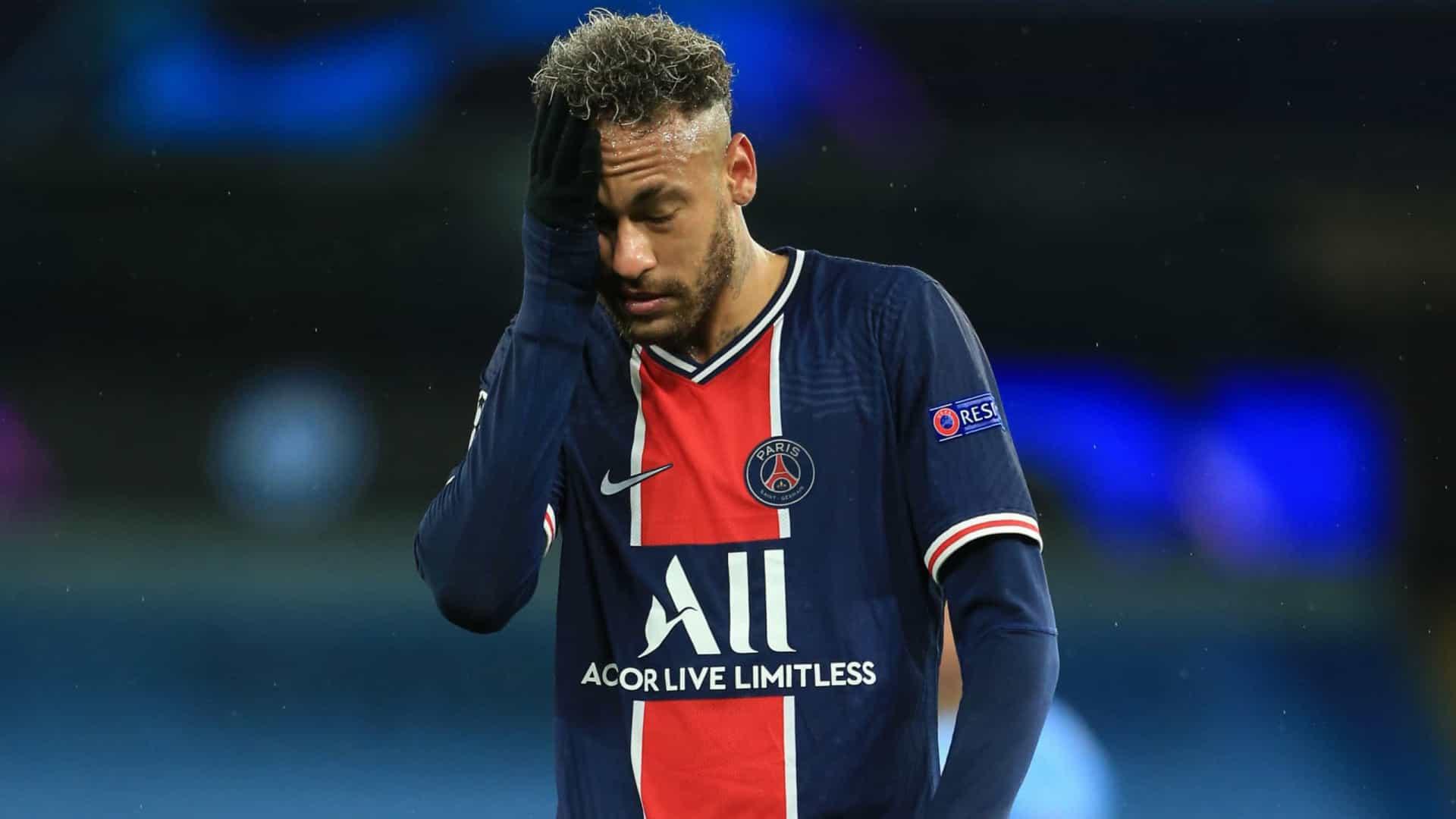 """naom 60926494451ab - Imprensa francesa detona desempenho de Neymar: """"Foi catastrófico"""""""