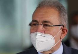 Marcelo Queiroga diz que já se agiu para isolar cepa indiana