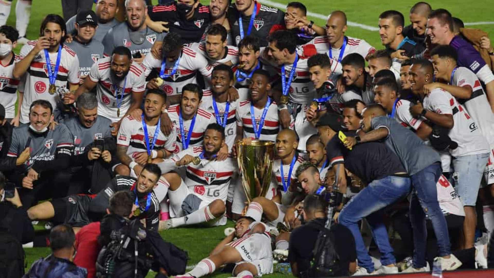 naom 60accd92d2616 - Perto de completar 100 partidas pelo São Paulo, Pablo valoriza marcas no clube