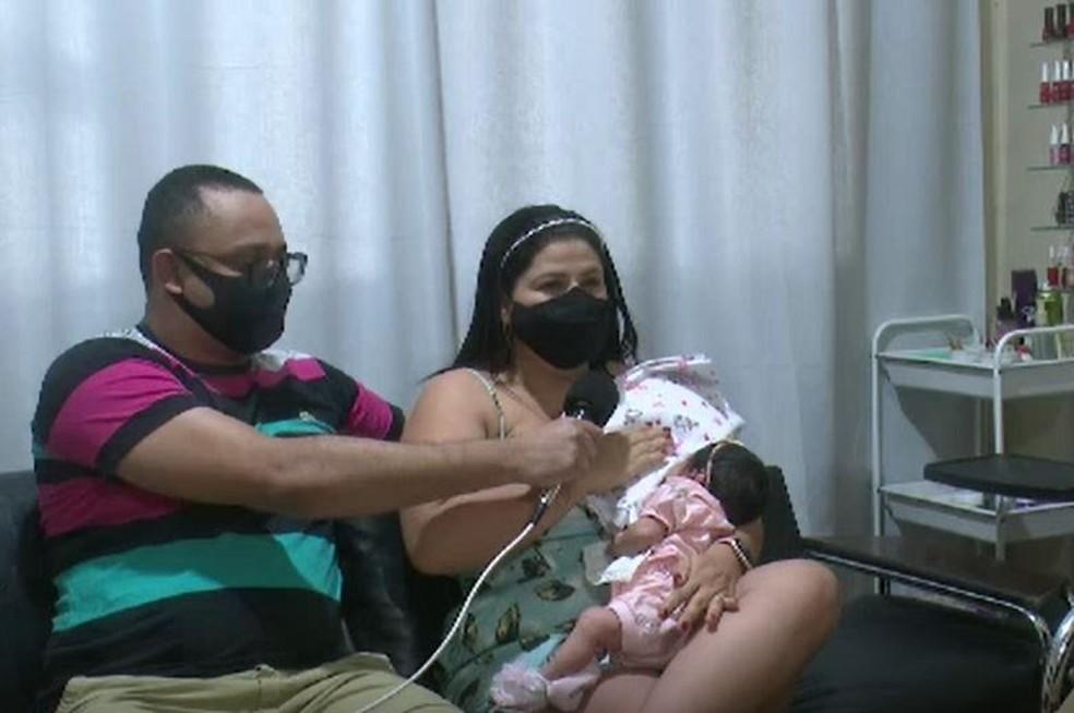 pais1 - Bebê nasce com anticorpos contra Covid-19 após mãe contrair doença na gestação