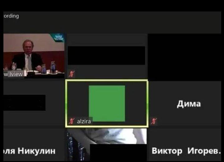 paulo guedes - Hackers invadem reunião virtual com Guedes e exibem vídeo pornográfico