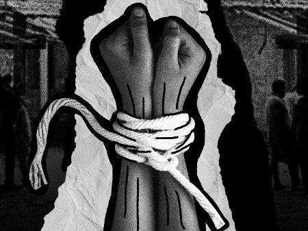 ritual religioso no para 1620332845132 v2 450x337 - Ritual religioso contra a covid teve reza, criança amarrada e 9 indiciados