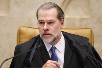 toffoli  - Polícia Federal pede ao STF abertura de inquérito sobre possível venda de decisões do ministro Dias Toffoli