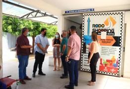 Prefeito de Patos recebe a visita do Secretário Estadual de Turismo e Desenvolvimento Econômico da Paraíba