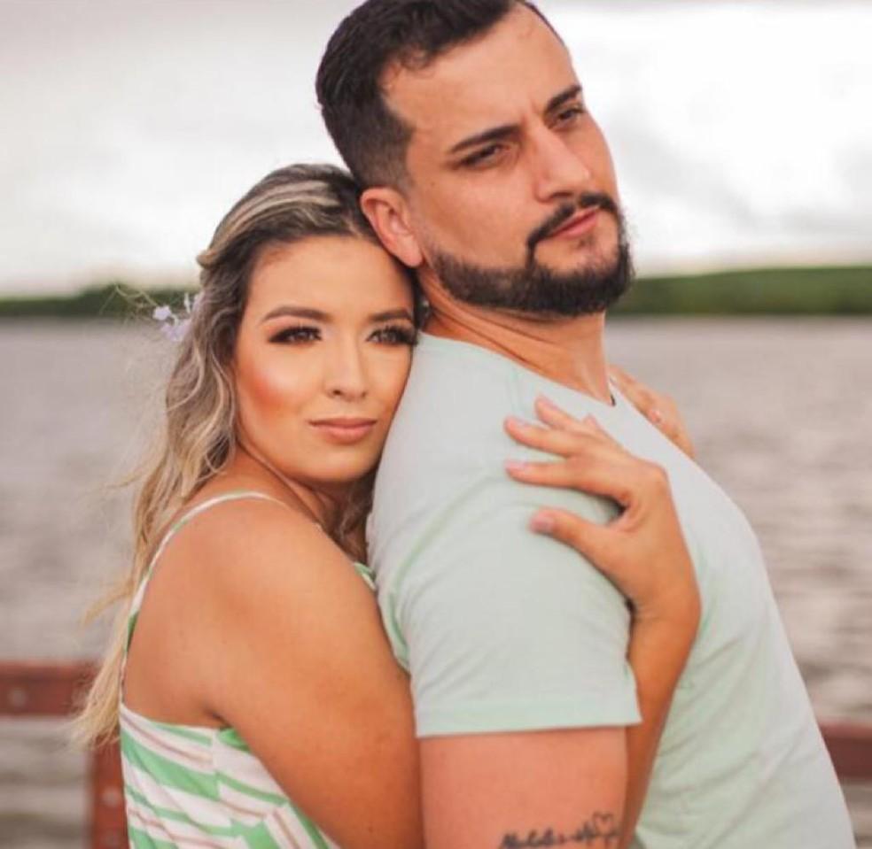 whatsapp image 2021 04 25 at 16.24.04 - TRAGÉDIA! Jovem perde noivo para a Covid-19 no dia do casamento e desabafa: 'Nossos sonhos ficaram para trás'